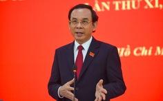 Đại biểu Nguyễn Văn Nên chuyển về Đoàn đại biểu Quốc hội TP.HCM