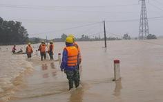 PC Hà Tĩnh: Nỗ lực cấp điện trở lại cho khách hàng sau mưa lũ