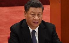 Ông Tập: Không cho phép ai làm suy yếu lợi ích của Trung Quốc