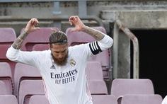 Real Madrid thắng Barca 3-1 tại Nou Camp