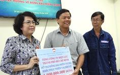 Tổng công ty điện lực TP.HCM chung tay hỗ trợ đồng bào miền Trung vượt khó khăn