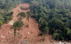 Vụ sạt lở vùi lán người đi rừng ở Phong Nha: Tìm thấy thi thể của 3 người còn lại
