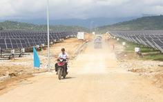 Khánh thành hệ thống pin mặt trời xoay theo hướng nắng