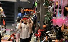 Halloween đã tăng độ nóng, hàng Trung Quốc vẫn áp đảo