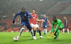 Man Utd và Chelsea bất phân thắng bại trong ngày Cavani ra mắt