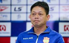 HLV Nam Định: 'Điều hành như hiện nay, bóng đá nhiều năm nữa vẫn rất khó phát triển'