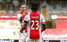 Ajax thắng 'không tưởng' 13-0 tại Eredivisie