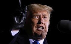 Ông Trump lo Đảng Cộng hòa mất Thượng viện Mỹ