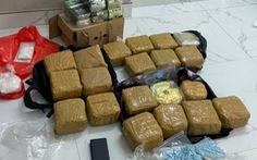 TP.HCM phá án ma túy lớn, bắt ít nhất 10 nghi phạm, thu hơn 100kg ma túy