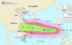 Các đài khí tượng quốc tế dự báo bão số 9 mạnh cỡ nào?