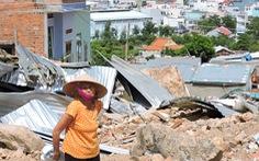 Khánh Hòa còn hơn 23.000 dân đang nằm trong vùng nguy cơ sạt lở