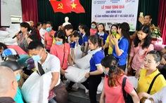 NCB quyên góp 1,4 tỉ đồng ủng hộ đồng bào miền Trung