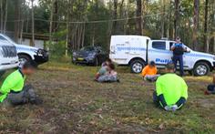 Úc bắt 14 người Việt, tịch thu hơn 13.000 cây cần sa
