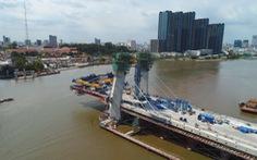 Cầu Thủ Thiêm 2 và 3 dự án khác không thể hoàn thành trong năm 2020