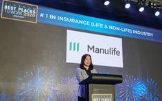 Anphabe vinh danh Manulife Việt Nam là nơi làm việc tốt nhất ngành bảo hiểm