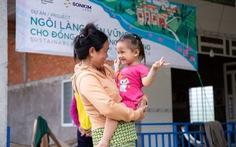 'Ngôi làng bền vững' kỳ 7: Ngôi nhà vững chãi mở ra hi vọng, vun đắp tương lai tươi sáng