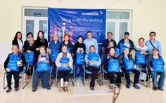 Eximbank tiếp tục hành trình 'Sống là để yêu thương'