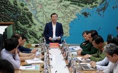 Thủ tướng yêu cầu lập sở chỉ huy tiền phương để chống bão số 9