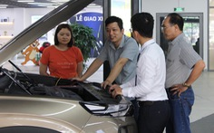 Giá xe hơi mùa dịch: Cần có chính sách giảm thuế dài hơi