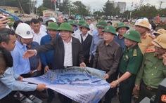 6 tỉnh miền Trung sơ tán 313.000 dân trước 18h hôm nay