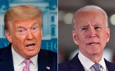 Ông Trump cười nhạo: 'Biden không nhớ nổi tên tôi'