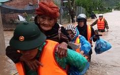 Bắc Tây Nguyên: Lũ rút, mưa ngớt, giao thông nối lại