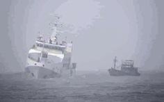Vụ 26 ngư dân Bình Định mất tích: tàu kiểm ngư, thủy phi cơ tham gia tìm kiếm