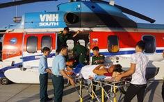 TP.HCM hướng đến dùng trực thăng cấp cứu bệnh nhân đột quỵ