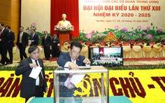 51 ủy viên tham gia Ban chấp hành Đảng bộ khối các cơ quan trung ương