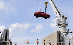 Nước giàu xuất xe hơi cũ và bẩn sang châu Phi, gây ô nhiễm thêm