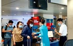 Hủy bay đến Chu Lai, lùi giờ khai thác hàng loạt chuyến bay ở Vinh