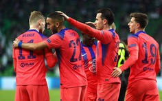Chelsea đại thắng Krasnodar trên đất Nga