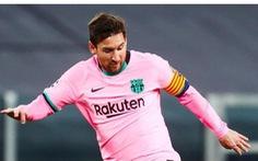 'Messi là Harry Potter của bóng đá'