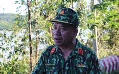 Tư lệnh Quân khu 5 cùng 200 chiến sĩ vào nơi sạt lở vùi lấp 45 người dân