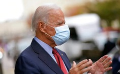 Ông Biden: 'Ngày đầu tiên làm tổng thống sẽ giải quyết ngay dịch COVID-19'