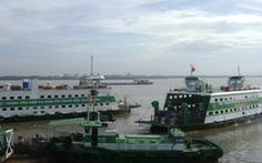 Bộ Tài chính đồng ý chuyển một phà 200 tấn của Vàm Cống về TP.HCM