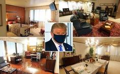 Bệnh viện điều trị cho Tổng thống Trump 'VIP' ra sao?