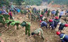 Kiên quyết không để người dân ở lại nơi nguy cơ lũ quét, sạt lở đất