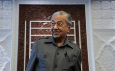 Nói người Hồi giáo có quyền giết người Pháp để trả thù, ông Mahathir bị chỉ trích dữ dội