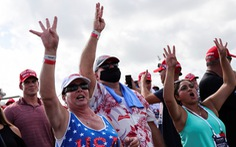 Mỹ đã hơn 9 triệu ca mắc COVID-19