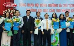 GS.TS Nguyễn Thanh Phương làm chủ tịch Hội đồng trường ĐH Cần Thơ