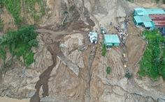 Quảng Nam xin tiếp tế lương thực bằng đường hàng không cho 2 xã