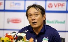 HLV Hoàng Anh Gia Lai hứa đội sẽ nỗ lực thi đấu tốt hơn ở 2 trận còn lại