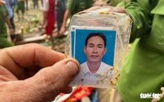 Công bố danh tính các nạn nhân trong vụ sạt lở ở Trà Leng