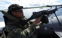 Philippines muốn dùng dân quân biển đối phó Trung Quốc