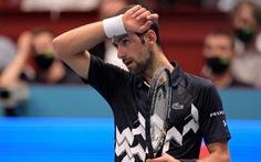 Djokovic hứng chịu thất bại nặng nề nhất sự nghiệp