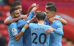 Walker 'nã đại bác' ghi bàn, Man City vượt ải Sheffield