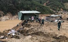 Vụ lở núi ở thủy điện Đắk Mi 2: Không tin còn sống trở về