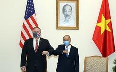 Việt - Mỹ cam kết quan trọng về kinh tế