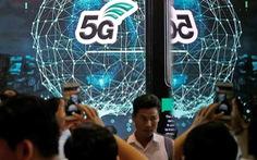 Đấu giá mạng 5G thu tiền tỉ